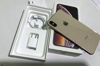 iPhone XSMAX 512GB GOLD New