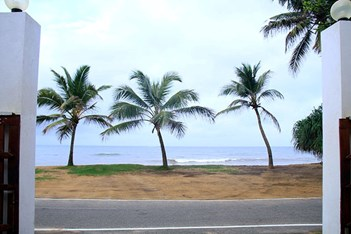 Beach Front Land For Sale In kalutara North