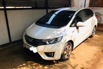 Honda FIT GP5 2013