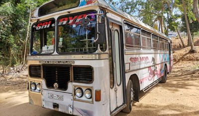 Lanka Ashok Leyland Bus For Sale