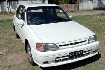 Toyota Starlet EP82