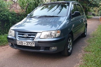 Hyundai Matrix GLX 2001