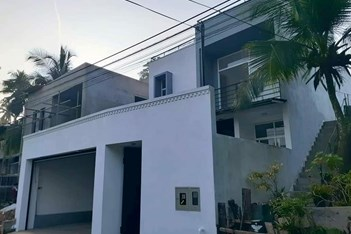 2 story Architect designed house for sale in Kottawa