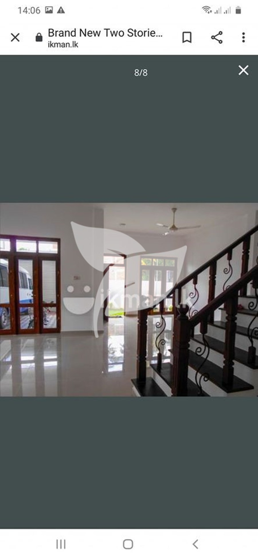 Brand New Two Storied House For Sale in Malabe