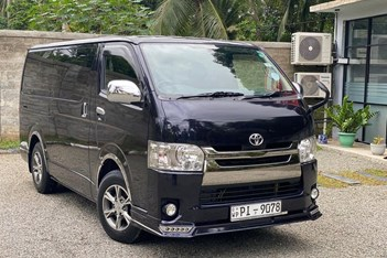 TOYOTA 2018 REG TRH Super GL for sale