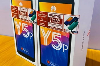 Huawei Y5P 2020 for sale